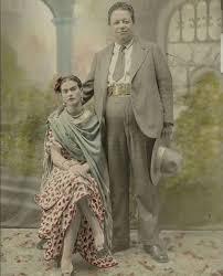 Diego Rivera and .Frida Kahlo | Artisti famosi, Frida kahlo, Frida khalo