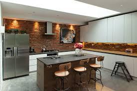 modern kitchen backsplash wallpaper