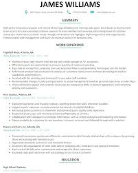Resume Examples For Retail Sales Associate Resume Sample For Retail ...