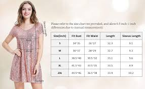 Curlbiuty Women Sequin Cocktail Dress Short Sleeve Glitter A Line Party Dress
