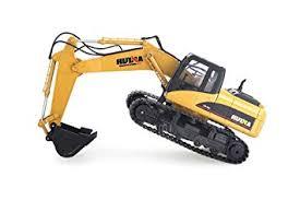 Buy <b>HuiNa Toys1550</b> 15Channel 2.4G 1/12RC Metal Excavator ...