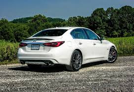 2018 infiniti q50. Brilliant Q50 While The Aforementioned Adaptive Dampers And Terrainresponsive  Transmission Shifts Are Impressive Itu0027s Secondgeneration Of Infinitiu0027s Direct  Throughout 2018 Infiniti Q50