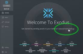 To Wallet Step — Exodus ✔️✔️✔️ Error❗️❗️ Steemit By Guide Fix