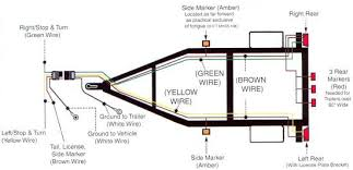 wiring harness diagram for boat trailer all wiring diagrams trailer wiring diagram for 4 way 5 way 6 way and 7 way circuits