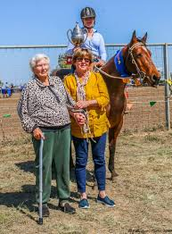 One Roan Peptos mare Mia wins 2020 John Hoath Memorial Open with Katie  Southern. - Select Sires