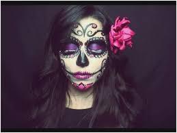half sugar skull makeup tutorial new sugar skull makeup tutorial