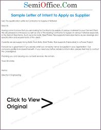 Sample Proposal Letter To Supply Goods Proposalsampleletter Com