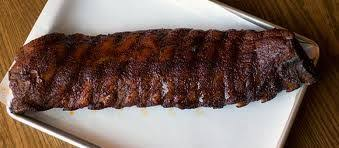 memphis dry rub ribs ruby tuesday copycat recipe serves 4 2 tablespoons paprika 1 tablespoon black pepper 1 tablespoon dark brown sugar 1