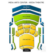 Mesa Ikeda Theater Seating Chart Ikeda Theater Mesa Seating Chart Related Keywords