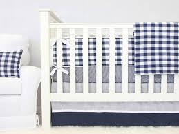 caden lane crib bedding luxury before brett s navy gingham baby bedding