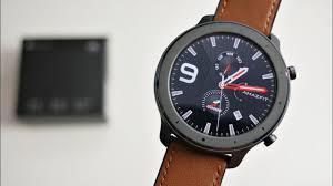 Huami <b>Amazfit GTR</b> Smart Fitness Watch (47mm) - Any Good? (vs ...