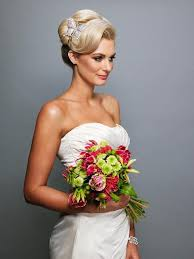 coiffure de mariage et bijoux de cheveux 55 idées tendance