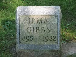 Irma Belle Tubbs Gibbs (1895-1982) - Find A Grave Memorial