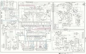 crt block diagram the wiring diagram philips tv circuit diagram vidim wiring diagram block diagram