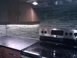 Glass Kitchen Backsplash Pvblikcom Decor Backsplash Easy