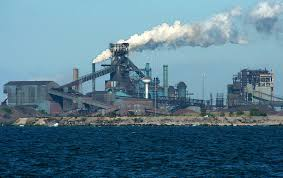 gary works steel mill cold water and hot steel a chicago sojourn