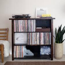 lp storage furniture. Turntable Stand \u0026 LP Storage. Made From Reclaimed Wood. Lp Storage Furniture