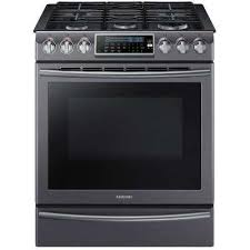 slidein range with selfcleaning dual convection oven slide in stove n53