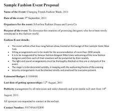 Proposal Letter For Sponsorship Sample For Event 76 Effective Event Proposal Letter Sponsorship Templates By