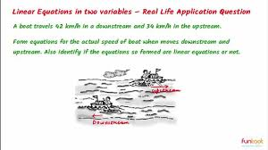 linear equations in two variables forming linear equations real life question 4