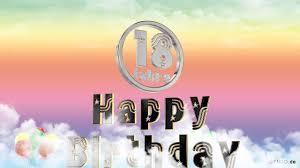 Geburtstagslied 18 Jahre Happy Birthday To You Lustiges