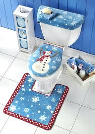 bath rugs astounding snowman bathroom accessories from collections etc of green bath rugs