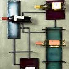 ... Breathtaking Pictures Of Wine Rack Design Ideas For Your Home Interior  Decoration : Beautiful Wall Mounted ...