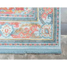 pink and teal rug stunning bungalow rose orange area reviews interior design 2 grey tom tailor diamond berry pink and teal rug