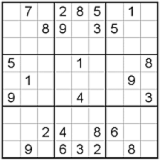 Strengthen Your Logic With These Free Printable Sudoku Puzzles