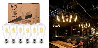 antique led candelabra light bulbs