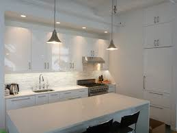 modern white kitchen ikea. IKEA Kitchen: Abstrakt White Manhattan Contemporary-kitchen Modern Kitchen Ikea U