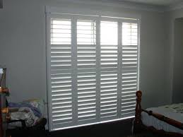 plantation shutter for sliding door medium size of bypass track shutters interior shutters plantation shutters custom