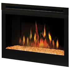 dimplex 25 inch plug in contemporary electric fireplace dfg2562