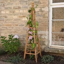 garden obelisks for in