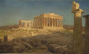 introduction to ancient rome lessons teach file parthenon 1871 frederic edwin church jpg