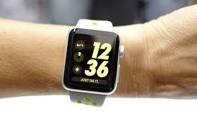 apple nike watch series 2. apple watch series 2 smartwatch hands-on nike n