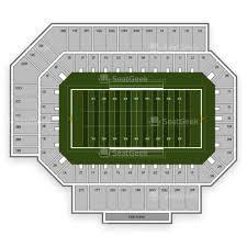 Floyd Stadium Seating Chart Map Seatgeek