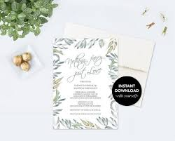 dinner party invites templates rehearsal dinner dinner party invitation template pdf foliage