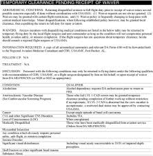 da form 4186 aeromedical checklists pdf