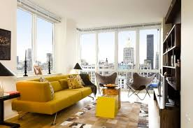 Modern Sleek Finishes Residential Apartment Interior Design Of