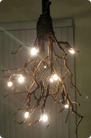 tree branch lighting. Interesting Tree Brilliant Tree Branch Chandelier Lighting  Branching Bubble To E