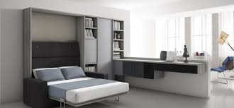 modern murphy bed with couch. Murphy Bed With Desk And Sofa; DellaRobbia Sofas California; Modern Couch E