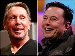 Tech execs who are friends: Elon Musk, Larry Ellison, Jeff Bezos - Business  Insider