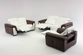 modern leather sofa recliner. Simple Modern Electric Intended Modern Leather Sofa Recliner I