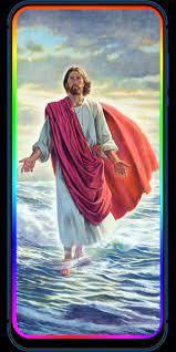 3D Jesus Phone Edge Live Wallpaper Free ...