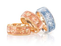 discover ring diamond heart ice blue