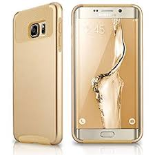 samsung galaxy s6 gold case. samsung galaxy s6 edge plus case, emobile hybrid dual layer shockproof case for gold i