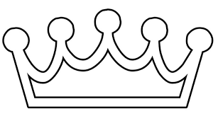 Small Picture 2 princesses with crown 2 princesses with crown coloring page