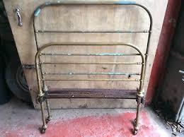 antique brass bed. Vintage Antique Brass Bed Ends
