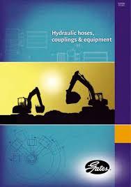 Gates Hydraulic Hoses Couplings Equipment Gates Europe